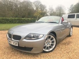 BMW Z4 2.5 Si with 23,704 miles, MOT to January 2019, Just Serviced with BMW History, Simply Superb