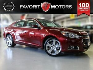 2015 Chevrolet Malibu LTZ 2LZ, Sunroof, Backup Camera, Power Sea