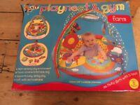 Baby Playnest & Gym