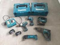 Makita lxt 18v set tools
