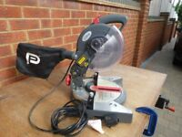 Compound Mitre Chop Saw