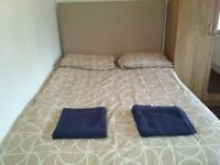 Room next to DLR stop, 2 flatmates only!