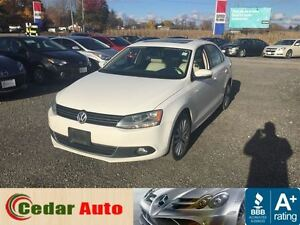 2012 Volkswagen Jetta Highline - Leather Loaded