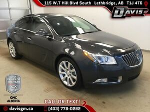 Used 2013 Buick Regal Turbo Sport-ONE OWNER,LEATHER BUCKETS