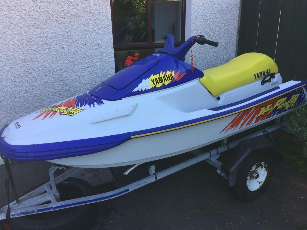 yamaha waverunner 3 1996 650cc wra650u jet ski trailer reconditioned in finaghy belfast gumtree. Black Bedroom Furniture Sets. Home Design Ideas