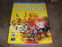 Inorganic Chemistry by Housecroft and Sharpe Large Paperback