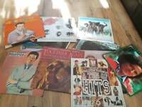 Vinyl Record Collection (20 Records)