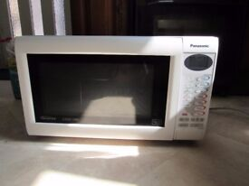 Panasonic 'Inverter - Slimline combi' - OVEN AND GRILL ONLY - mini oven