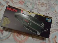 bosch pbs 60 belt sander boxed nearly new