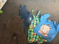 Zara baby boy bundle John Lewis 9-12 12-18 clarks shoes