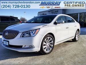 2016 Buick LaCrosse Leather Group *Nav* *Blind Side* *Heated Sea