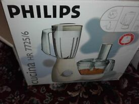 Philips HR 7725/6 foodprocessor