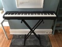 Yamaha P-85 Digital Stage Piano - Black