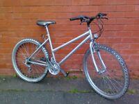 Sabre mountain bike - ready to ride !
