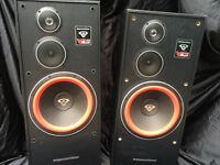 Cerwin Vega VE 12 Home Style Speakers
