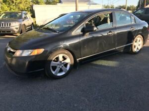 2008 CIVIC a partir de 22$/Sem finc maison disponible