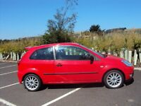 2005 05 FORD FIESTA ZETEC S LOVELY CAR WITH FULL HISTORY AND 11 MONTHS MOT