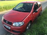 2004 Fiat Punto, 1.2, 80k only, full MOT.