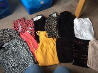Ladies summer bundle size 8