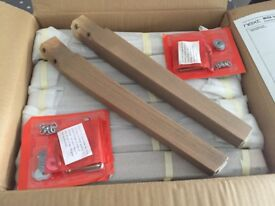 NEXT Four Sets of Moda II Chair Legs - New and Boxed