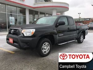 2014 Toyota Tacoma 2WD ACCESS CAB LOCAL TRADE VERY LOW KM'S