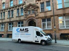 Man and van Cheshire Moving Services - professional hire, removals, collections and waste.