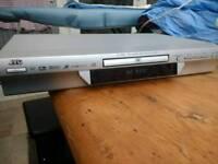 JVC XV-S302SL DVD PLAYER