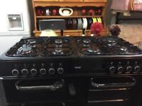 Tecnix range cooker dual burner CHEAP