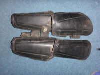 Horse brushing boots: Woofwear brushing boots for 15hh to 16.2hh horse