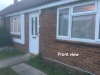Swap my 2 bed bungalow for your 3 bed house