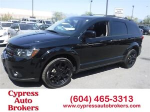 2015 Dodge Journey SXT (7 Passenger Seating & DVD)