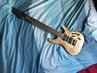 Mint Ibanez guitar