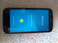 Mobile Phone Motorola Moto G XT1032 UNLOCKED. Excellent condition. charger, with PDF instructions.