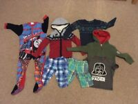 Bundle of boys clothes - 3-4 years