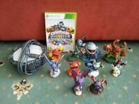 Xbox 360 Skylanders Giants game base board characters microsoft figures set toy games toys console