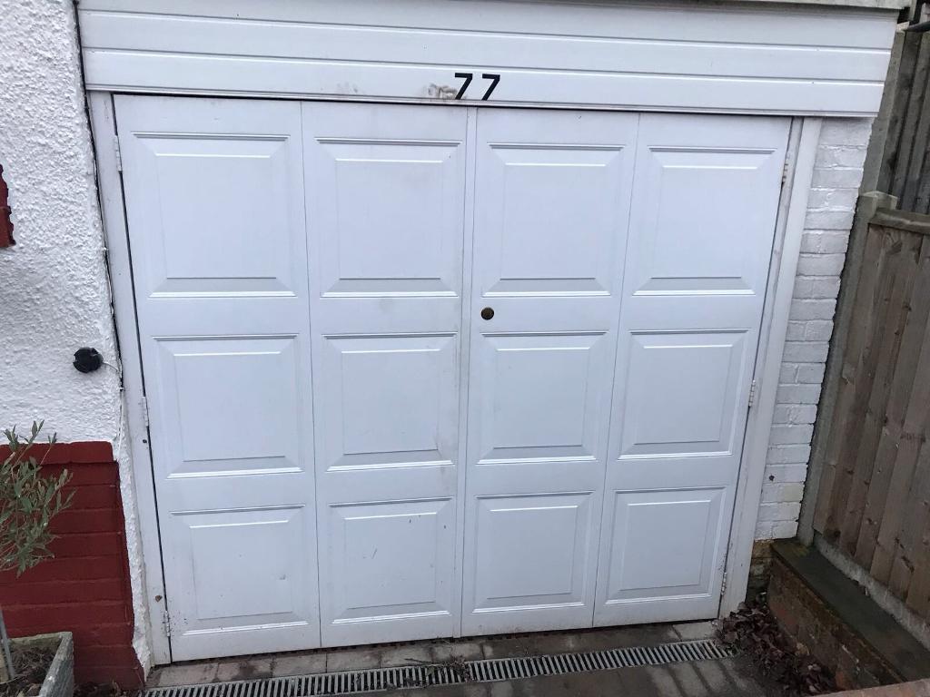 Metal garage doors frame in quinton west midlands gumtree metal garage doors frame rubansaba
