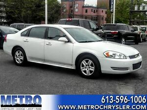 2011 Chevrolet Impala LS-CLEAN & AFFORDABLE