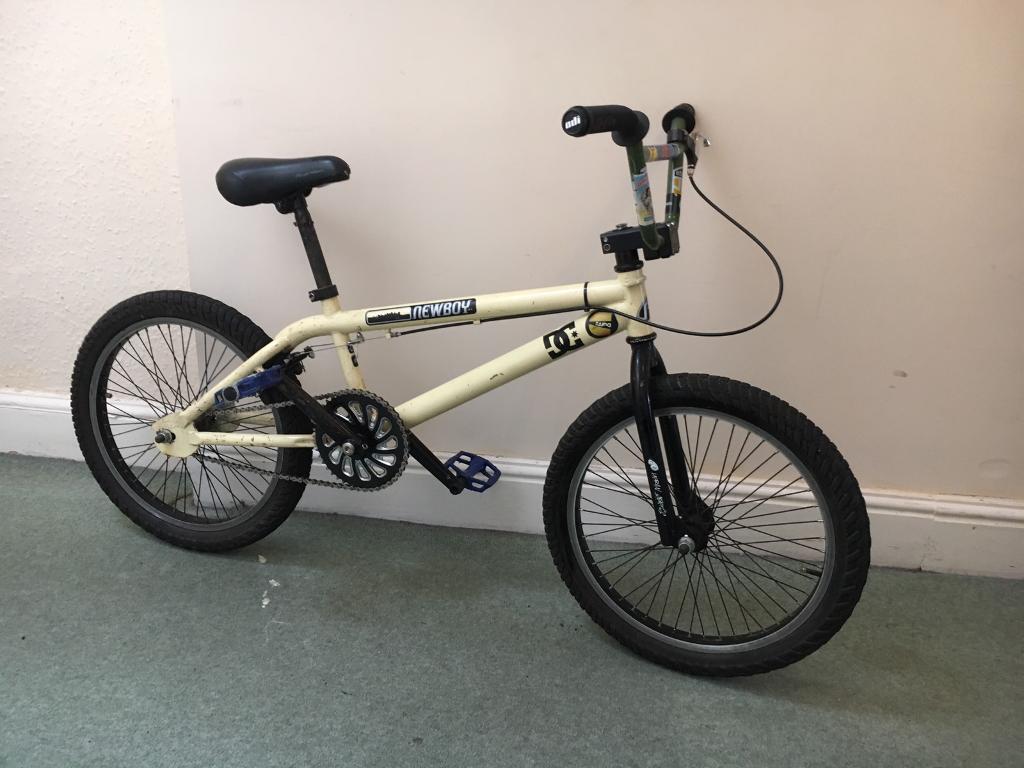 Ruption Newboy BMX Bicycle