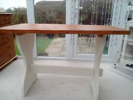 """TABLE ANNIE SLOAN, NICE CONDITION 44"""" X 24"""""""