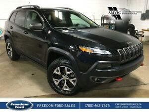 2016 Jeep Cherokee Backup Camera, Air Conditioning