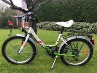 Girls Bike, reasonable condition 15 pound each ono