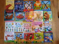 £1 each Book Children's Reading Fiction & Non-Fiction Books