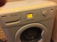 Beko 7kg A+A energy efficient washing machine