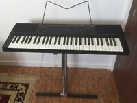 Casio CPS-300 Electric Keyboard with Stand and Carry Case