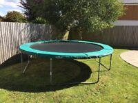 12 ft 'super tramp' trampoline in Nailsea
