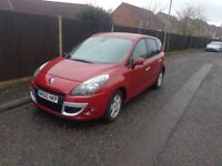 RENAULT SCENIC III DYNAMIQUE TOM TOM