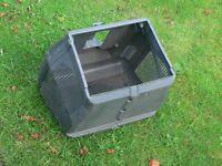 Mower grass Box