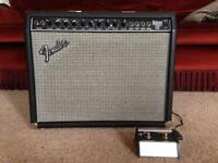 Fender deluxe 112 plus amp for sale