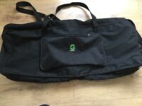 Guvnor 61 key keyboard carrying bag