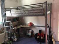 Children's high bed